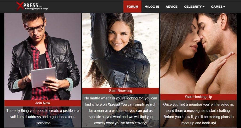 Xpress site